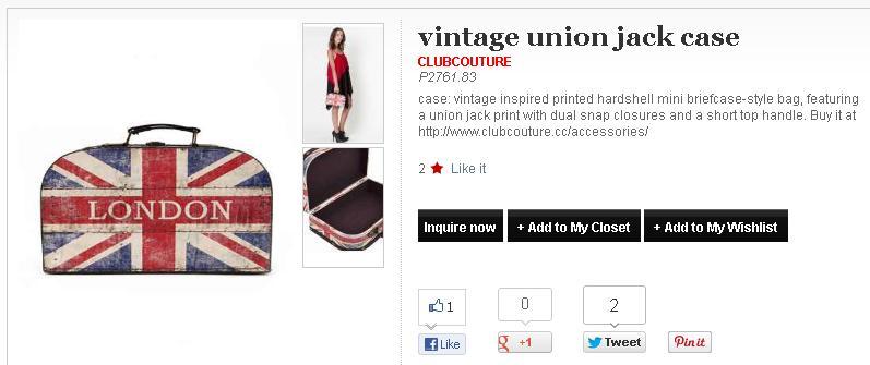 vintage union
