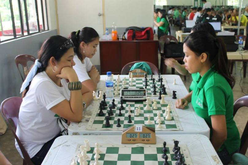 DLSU-D Chess