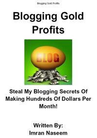 blogging-gold-profits